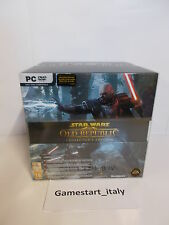 STAR WARS THE OLD REPUBLIC COLLECTOR'S EDITION - PC - NEW SEALED - VERY RARE
