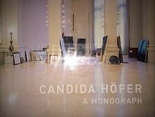 CANDIDA HOFER A MONOGRAPH BY MICHAEL KRUGER *FIRST ED*