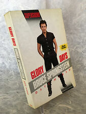 GLORY DAYS BRUCE SPRINGSTEEN  DAVE MARSH SUPERSOUND  SPERLING & KUPFER 1988