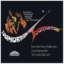 Toomorrow [Original Soundtrack] [2/4] by Toomorrow (CD, Feb-2014, Real Gone)