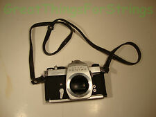 Asahi Pentax Spotmatic SP Film Camera 45M Mount Japan 1331964 w/ Strap Vintage