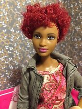 Barbie fashionista 33 with made to move body. AA