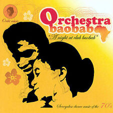 ORCHESTRA BAOBAB Specialist in all Styles YOUSSOU NDOUR