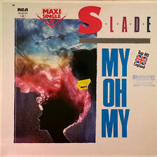 "Slade My Oh My - 12"" Maxi - k573 -  - washed & cleaned -"