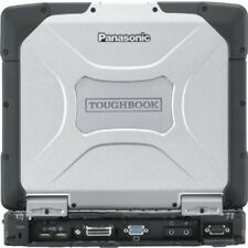 PANASONIC CF-30 TOUGHBOOK 750GB LAPTOP CF30 RUGGED TOUGH BOOK BACKLIT TOUCH WIN7