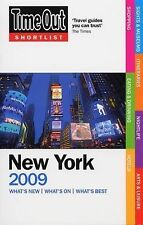 """""""Time Out"""" Shortlist New York 2009, Time Out Guides Ltd"""