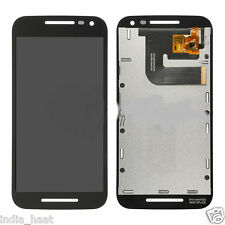 For Motorala Moto G3 3rd Gen ORIGINAL  LCD Display +Touch Screen  BLACK