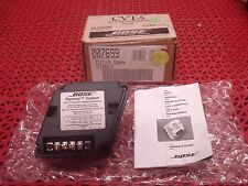 BOSE Panaray System CVT-5 Constant Voltage Transformer 007699 for 502 System NEW