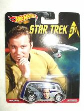 Star Trek 50e HOT WHEELS véhicule voiture rapide d-livery Capitaine Kirk
