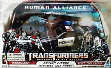 TRANSFORMERS REVENGE OF THE FALLEN HUMAN ALLIANCE BARRICADE & FRENZY SEALED NEW