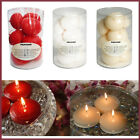 10* Quality Floating Water Candles Oval 45MM Home Decoration Wedding Night Party