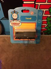 Thomas Train Ertl die cast Toad New In Box