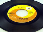 GEORGIE FAME & THE BLUE FLAMES- Get Away / El Bandido - 1966 STRONG VG CANADA 45