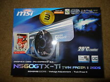 MSI Geforce 560 GTX TI Twin Forzr 2gb