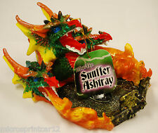 """Triple Dragon"" Mystic Snuffer Ashtray"