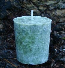 3pk MAPLE SUGAR CANDY Votive Candles 60 hour KITCHEN HOME FRAGRANCES GIFTS GREEN