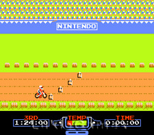 Excitebike - Fun Classic NES Nintendo Game Excite Bike