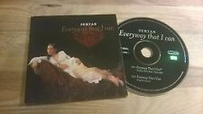 CD Ethno Sertab - Every Way That I Can (2 Song) Promo SONY COLUMBIA  / TRT cb