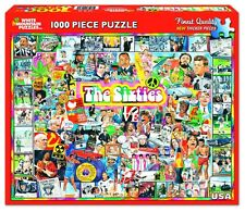 The Sixties Collage 1000 piece jigsaw puzzle   760mm x 610mm   (wmp)