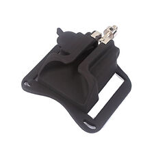 Popular Waist Belt Mount Holder Strap Buckle Hanger Clip For DSLR Digital Camera