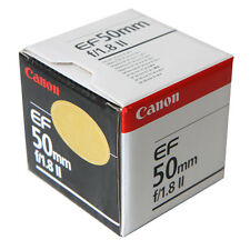 Canon EF 50mm f/1.8 II Lens For Canon Rebel T6i T6s T5i T3i 70D SL1 T5