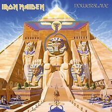 IRON MAIDEN - POWERSLAVE  VINYL LP NEU