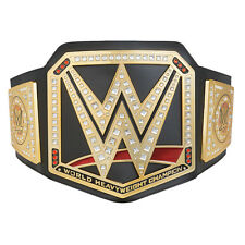WWE WORLD HEAVYWEIGHT CHAMPIONSHIP TOY TITLE BELT (2014) OFFICIAL NEW