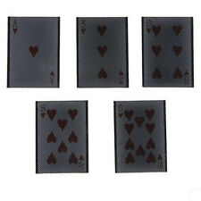 Vorübergehend Karte Verschwinden Illusion Zauberartikel Tricks einfach Handhaben