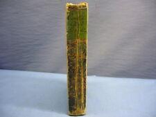 altes Buch Der Geist in der Natur 1850 (2)