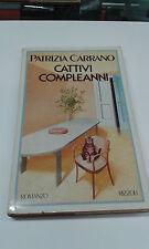 CATTIVI COMPLEANNI PATRIZIA CARRANO  COD.9788817661751