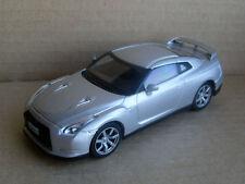 Nice 1/43 Nissan GT-R Silver Supercar DeAgostini Hellas Ltd