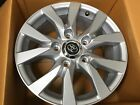 LandCruiser 200 Series VX/Sahara 18x8 Toyota (Genuine) Alloy x 1 - 2016 model