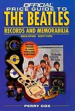 The Official Price Guide to the Beatles Records and Memorabilia by Perry Cox...