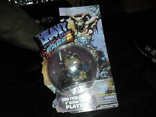 "XBEC TOYS CULT CLASSIC MOVIE HEAVY METAL FAKK2 LORD TYLER-A FIGURE 4"" PLAYSET"