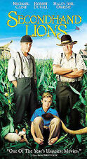 Secondhand Lions (VHS, 2004)