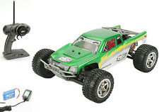 Losi 1/18 Mini-Desert Truck RTR Green w/ Radio,Battery & Charger LOSB0202T3