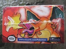 Pokemon Base Set Booster Box Factory Sealed Green Wing on The Side.Excellent++++