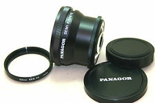 PANAGOR SEMI-FISHEYE LENS Attachment with 52mm SER VII