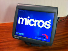 MICROS POS TERMINAL WS-5A RES, 3700, 9700, E7 RECONDITIONED & 1 YEAR WARRANTY