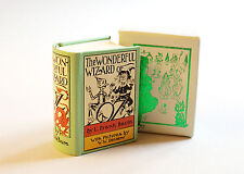 MINIATURE BOOK  The Wonderful Wizard of Oz