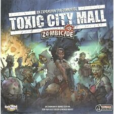 Zombicide Board Game Toxic City Mall Expansion Pack