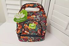 Lily Bloom Foxy Lady Insulated Lunch Tote  NWT