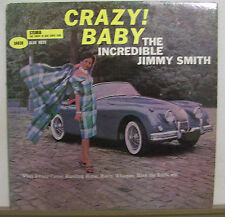 Jimmy Smith/Crazy Baby/Blue Note/BST84030/NM-VG+/Ear/RVG/DG