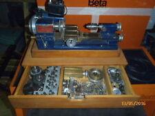 Tornio SHIRLINE 1100 orologi orologiaio parallelo meccanico + accessori vediFoto