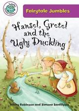 Hansel, Gretel, and the Ugly Duckling (Tadpoles: Fairytale Jumbles)-ExLibrary