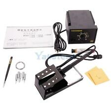 PE-936 220V Constant Temperature Electric SMD Soldering Iron Station Kit EU New