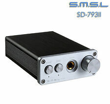 SMSL SD-793II DIR9001+PCM1793+OPA2134 Coax/Optical MINI DAC+Headphone Amp S