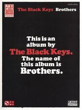The Black Keys Brothers Learn to Play Blues Rock Guitar TAB Music Book