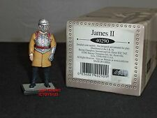 BRITAINS 40290 ROYAL ARMOURIES LEEDS KING JAMES II KNIGHT TOY SOLDIER FIGURE