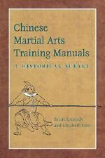 Chinese Martial Arts Training Manuals: A Historical Survey, , Excellent Book